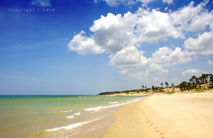 Slopeng Beach     Sumenep - Madura    Indonesia