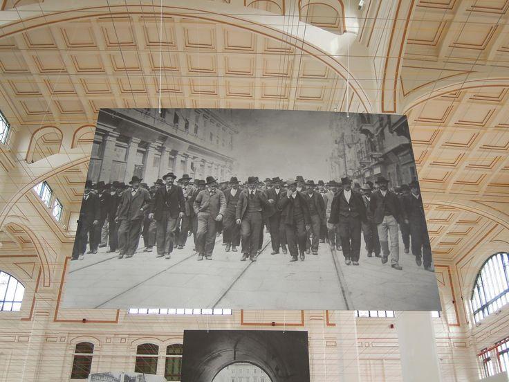 """Mostra """"La grande Trieste. Ritratto di una città 1891-1914"""" - Salone degli Incanti, Trieste, 2015"""