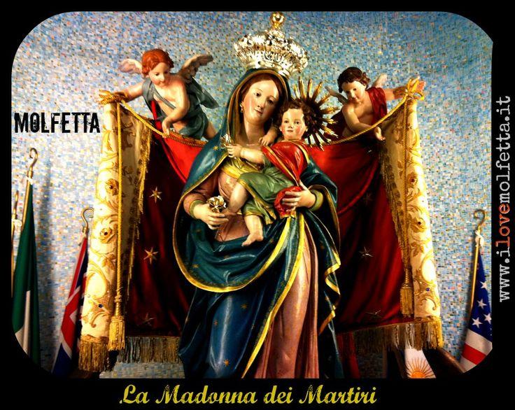 Madonna dei Martiri - Molfetta september 7 - 8 - 9 www.ilovemolfetta.it