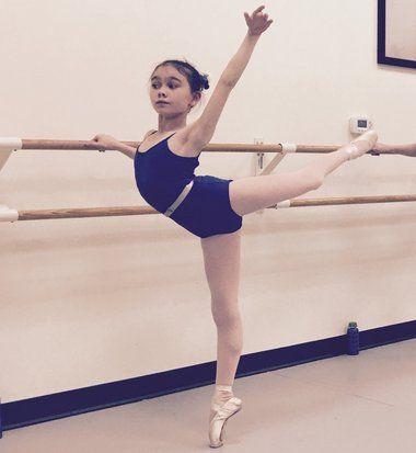 9-year-old Portland ballerina leaps onto world stage