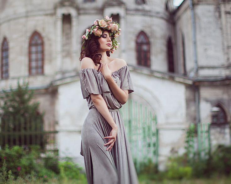 фотосессия в старинных платьях москва красивые места