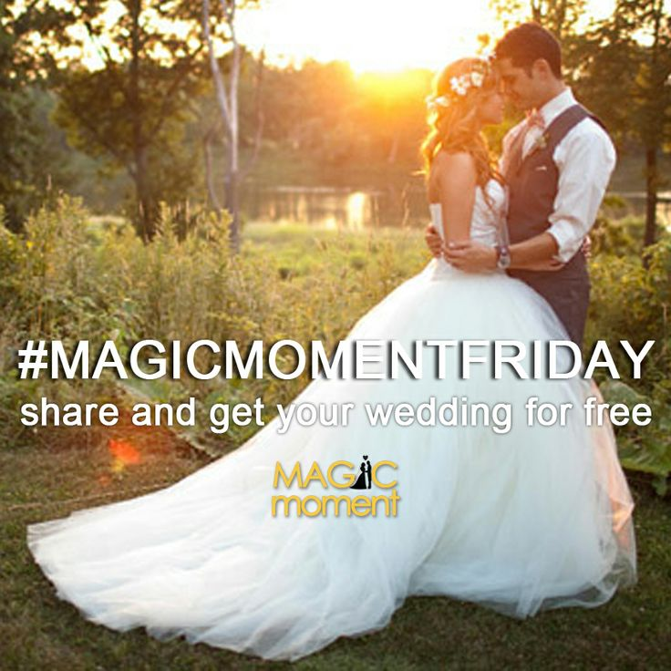Start Thinking About Your Wedding Today Plan Pin Images Using And Be The One To Win A Free From Magic