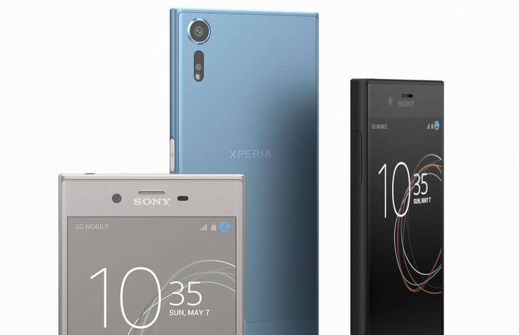 Sony Xperia XZs Xperia XA1 und Xperia XA1 Ultra Hands-On [Video]