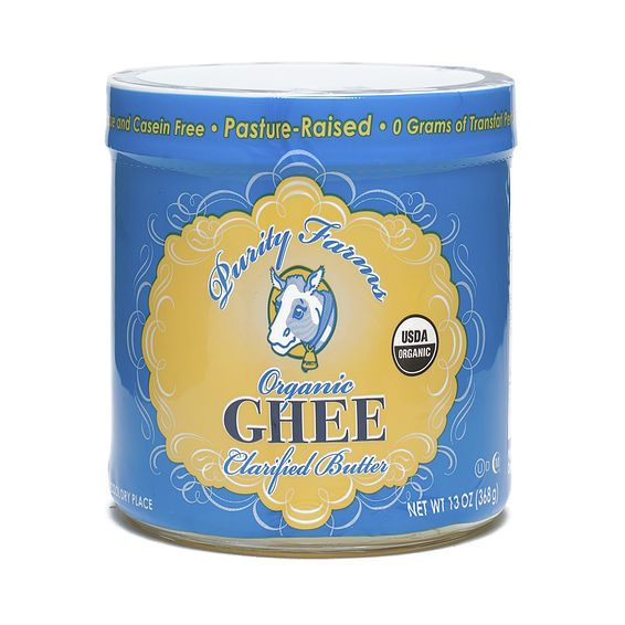 Organic Ghee Clarified Butter - Thrive Market