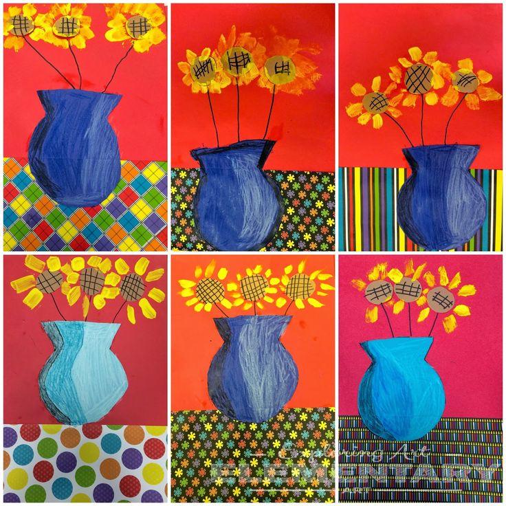 530 best 1. kindergarten art images on Pinterest