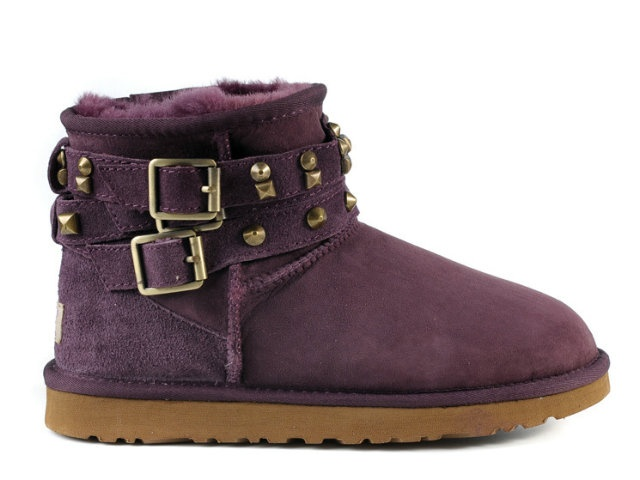 UGG 6809 Sko(Purple) [UGG 0075] - NOK1,060 : billig ugg støvler butikken i Norge!