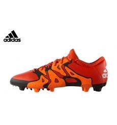 Botas De Futbol Adidas Naranjas