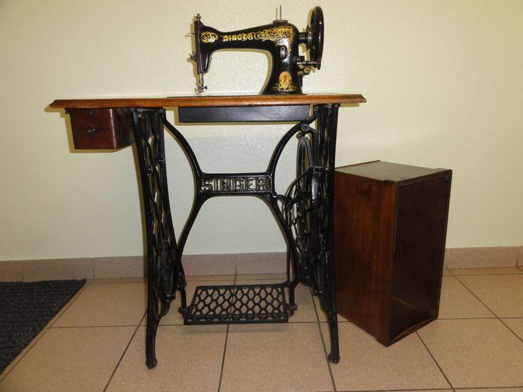 ancienne machine coudre singer p dale pas cher machine coudre pinterest singers. Black Bedroom Furniture Sets. Home Design Ideas