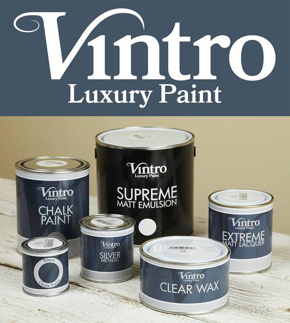 Vintro Luxury Paint:  250 χρόνια ιστορίας