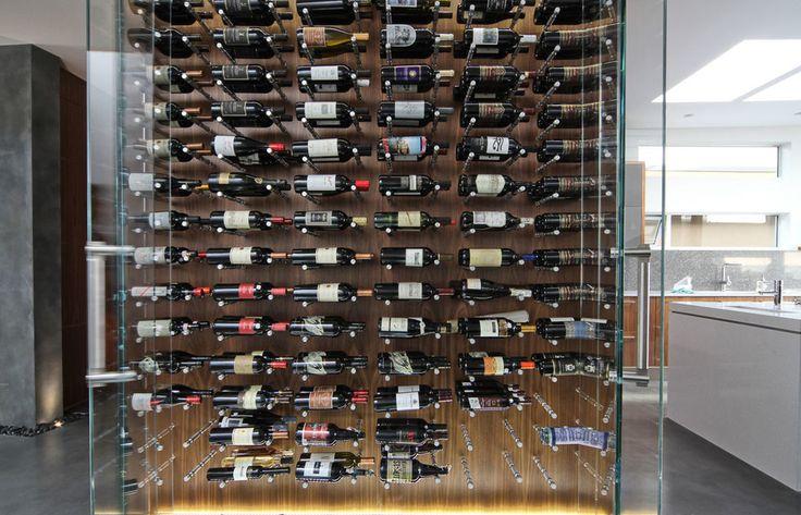 best 25 wine cellar modern ideas on pinterest wine cellars glass wine cellar and wine cellar. Black Bedroom Furniture Sets. Home Design Ideas