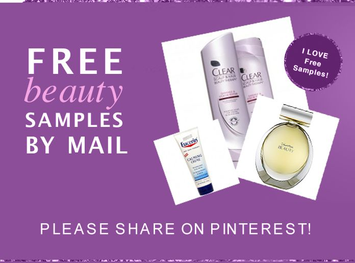 Best 25+ Free Beauty Samples Ideas Only On Pinterest | Free Makeup