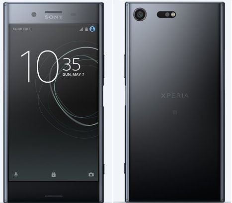 Sony launched its Xperia XZ Premium