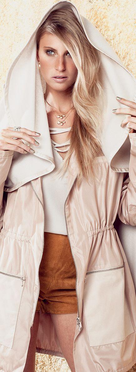 Vogue Brasil Great coat!