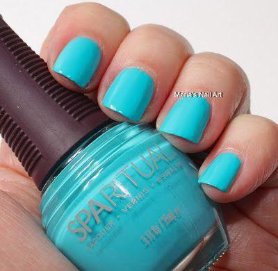 sparitual nail polish :love this