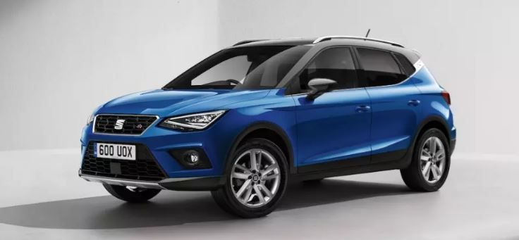 Seat Arona Car Specification Review Technology With Images