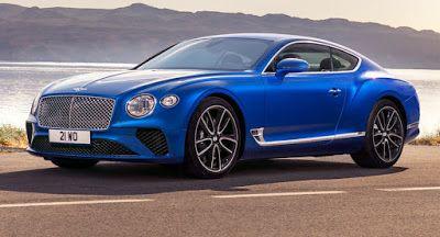 Neuer Bentley Continental GT will der König der Grand Tourer Bentley Bentley Continental Bentley Videos Featured Frankfurt Motor Show Galleries New Cars Top 5 Video