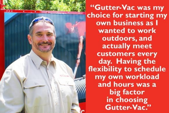 Meet Noel Jago – the face behind Gutter-Vac Wyong and Gutter-Vac Lake Macquarie. Noel has been operating in the Wyong and Lake Macquarie regions since 2016. Have a read about how he can help residents in those areas prepare for Summer, and what the best thing about being a Gutter-Vac franchisee is.