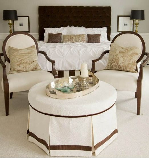Bedroom   Chairs And Ottoman