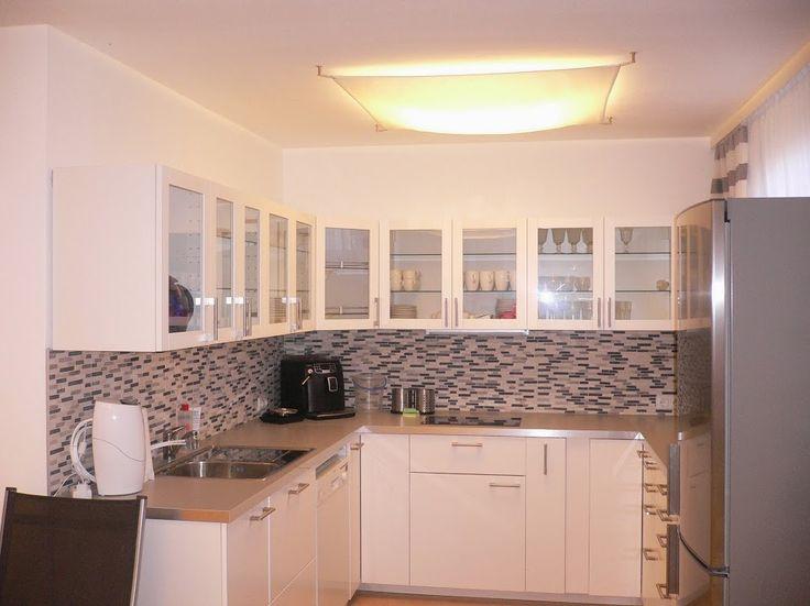 25+ parasta ideaa: deckenlampe küche pinterestissä   moderne ... - Deckenlampen Für Küchen