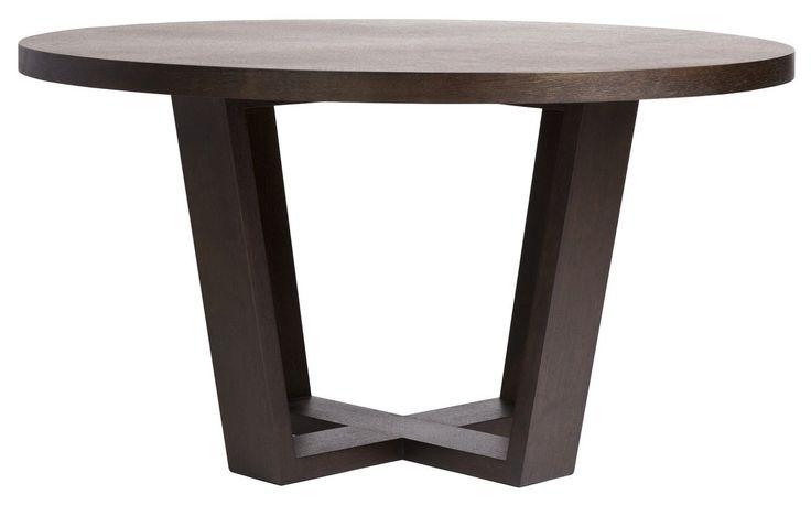 Метки: Деревянные столы, Круглый стол, Обеденный стол из массива.              Материал: Дерево.              Бренд: DG Home.              Стили: Лофт.              Цвета: Коричневый.