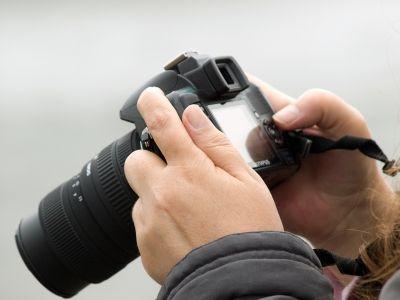 Spiegelreflexkameras für Anfänger