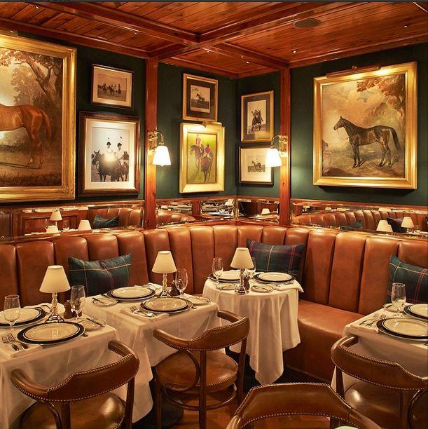 The Polo Bar in New York, NY