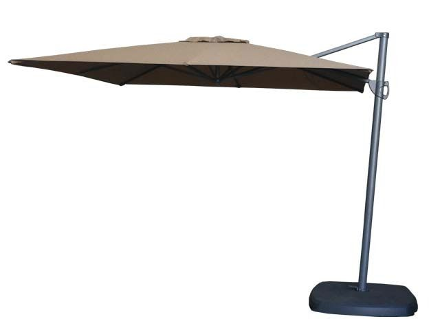"""""""Lynden"""" Shelta's Cantilever Umbrella -- Outdoor Umbrellas from Shade Australia"""