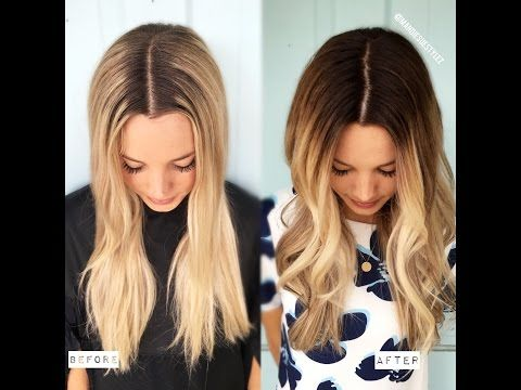 Best 25+ Ombre hair at home ideas on Pinterest | How to ombre hair ...
