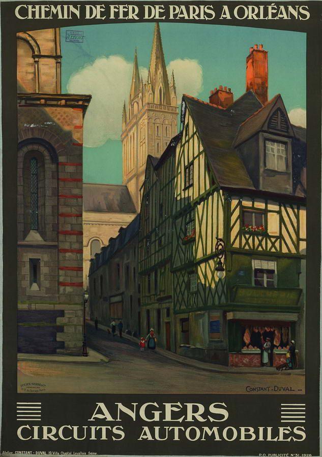 ANGERS, 1926 Département : Maine et Loire - Région : Pays de Loire