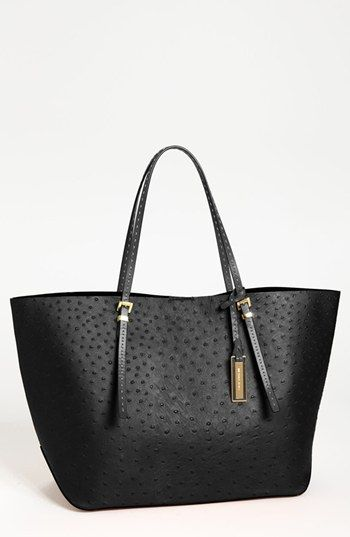 Michael Kors 'Gia' Ostrich Embossed Leather Tote, Extra Large available at #Nordstrom