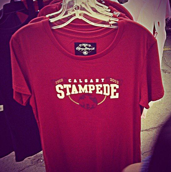 Spotted - these private labeled Redwood Classic shirts and hoodies at the Calgary Stampede! (pinned by redwoodclassics.net)