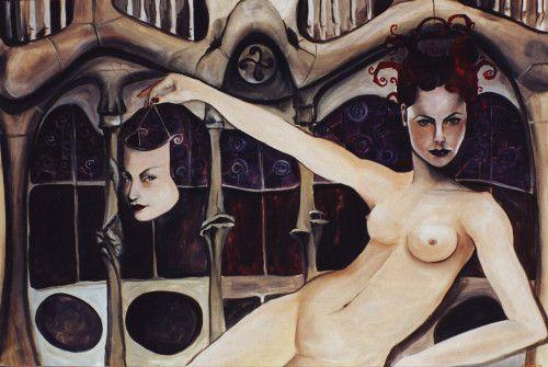 La maschera - Cristina Giargia