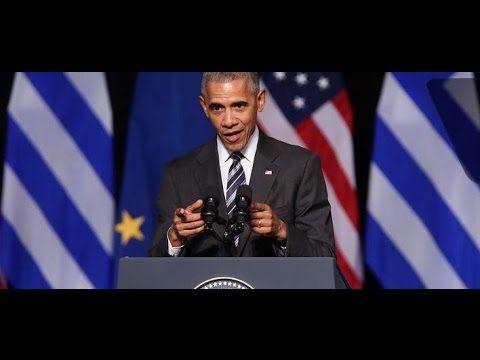 Ομιλία  Μπ.Ομπάμα για τη Δημοκρατία