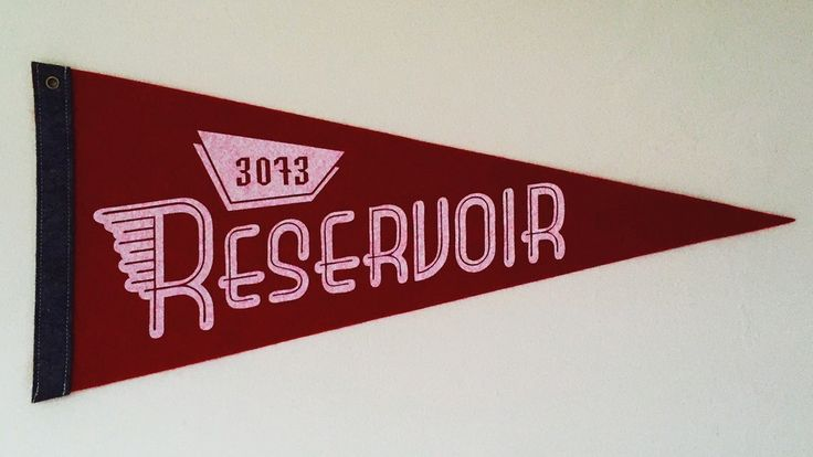 Image of Pennant: Reservoir
