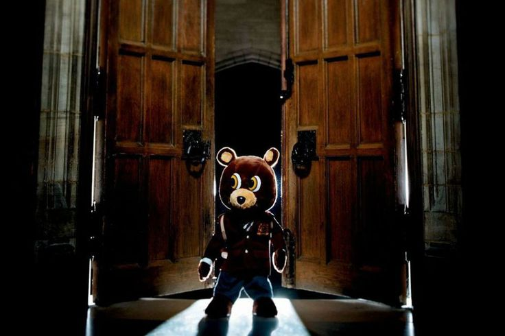"""Kanye West's """"Late Registration"""" Now Comes as an Interactive Infographic"""