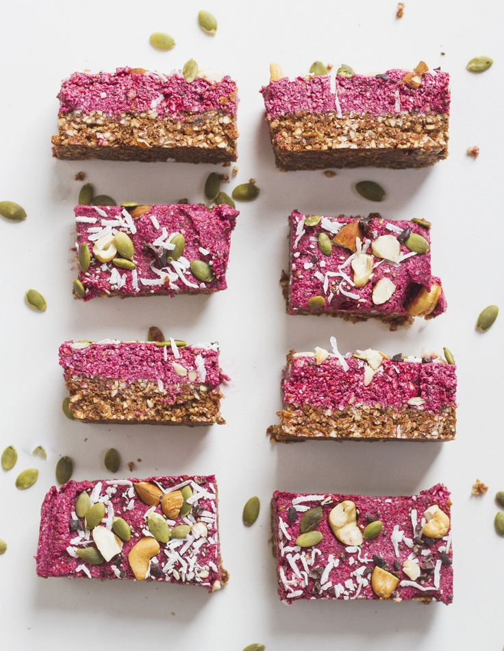 Chocolate berry superfood bar for if I'm ever feeling a little hipster