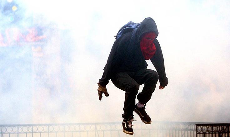 La marcha estudiantil / 27/09/2012