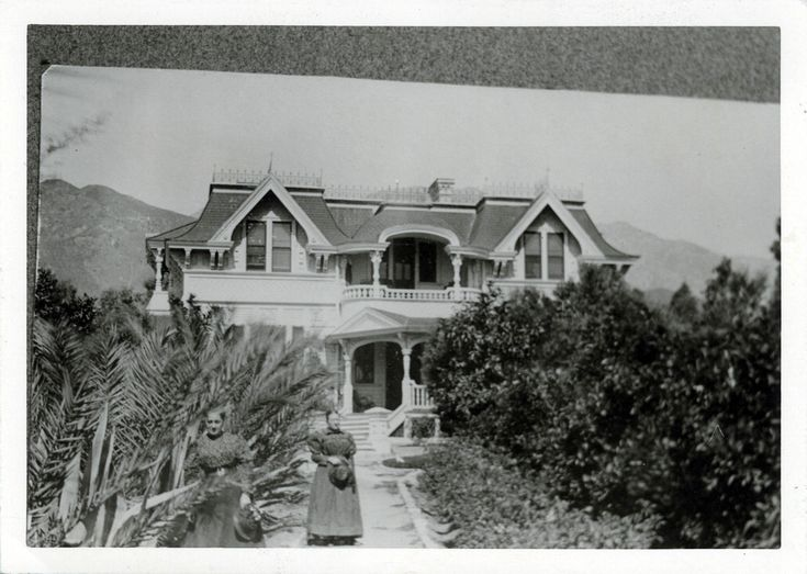 John b tays home upland ca built 1890 mr tays is 1890 home architecture