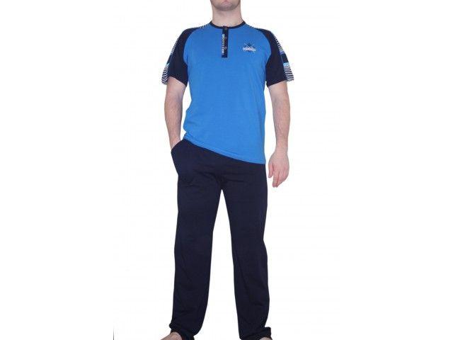 Herren-Pyjama Homewear «Alex»