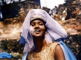 Marpessa Dawn as Eurydyce from my favorite movie, Black Orpheus