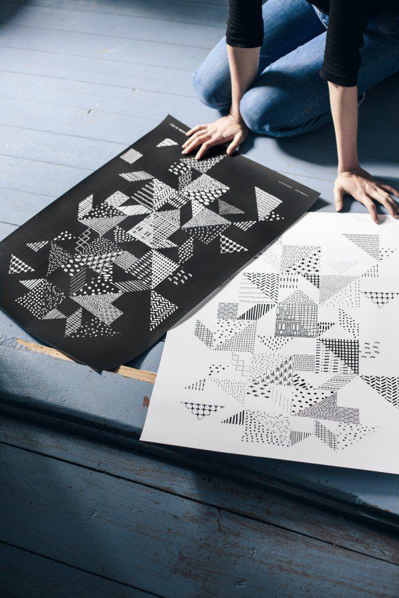 Graphic Design From Around the World: Scandinavian Design – Design School