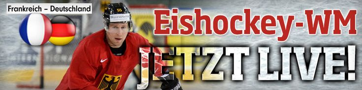 This was posted during the game! - Ice Hockey WC: like expected: GER won vs FRA! Der Puck ist raus! Das Spiel ist aus+Deutschland gewinnt zum Auftakt mit 2:1 gegen Frankreich ;-D http://sportdaten.bild.de/sportdaten/uebersicht/sp4/eishockey/co491/wm/#sp4,co491,se17757,ro52941,md0,gm0,ma2340190,pe0,to0,te0,ho2941,aw2912,rl0,na4,nb2,nc1,nd1,ne1,jt0,