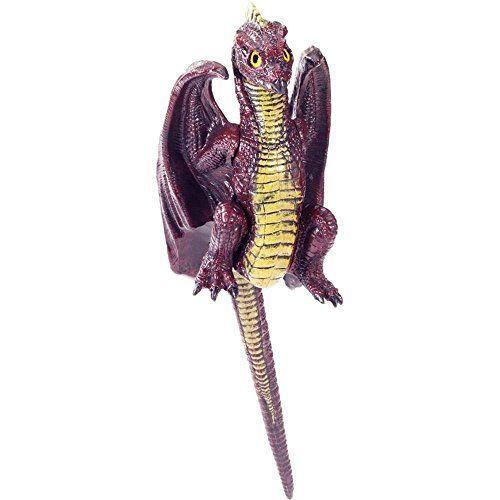 Targaryen Dragon Shoulder Sitter Adult Costume Accessory Forum Novelties http://www.amazon.com/dp/B00IVUMHPM/ref=cm_sw_r_pi_dp_Qrwmub02DQA5Y