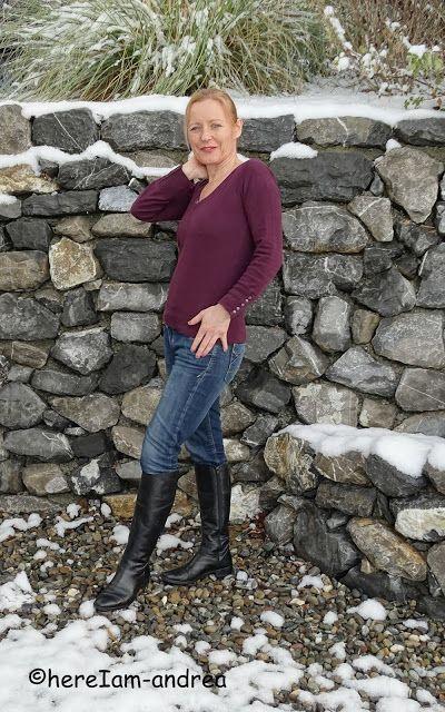 here I am - Andrea: Matter Lippenstift von PUPA und ein lässiges Outfit