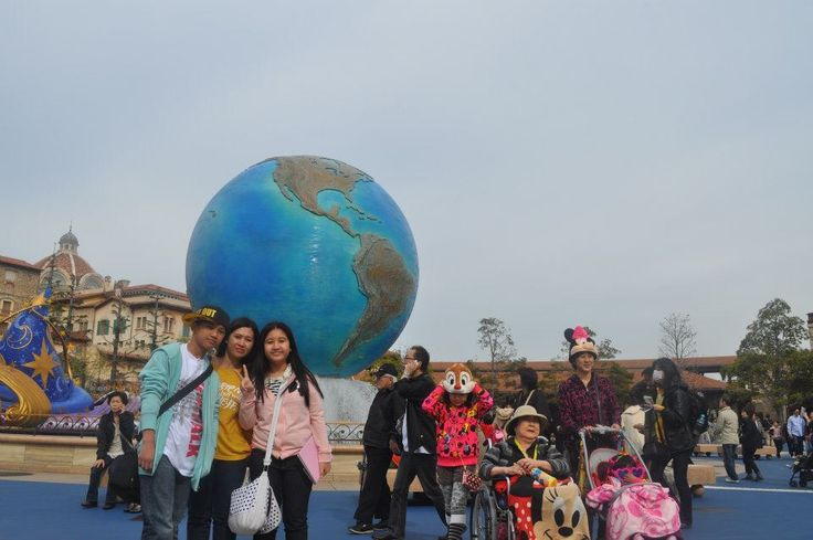 Disney Sea JP