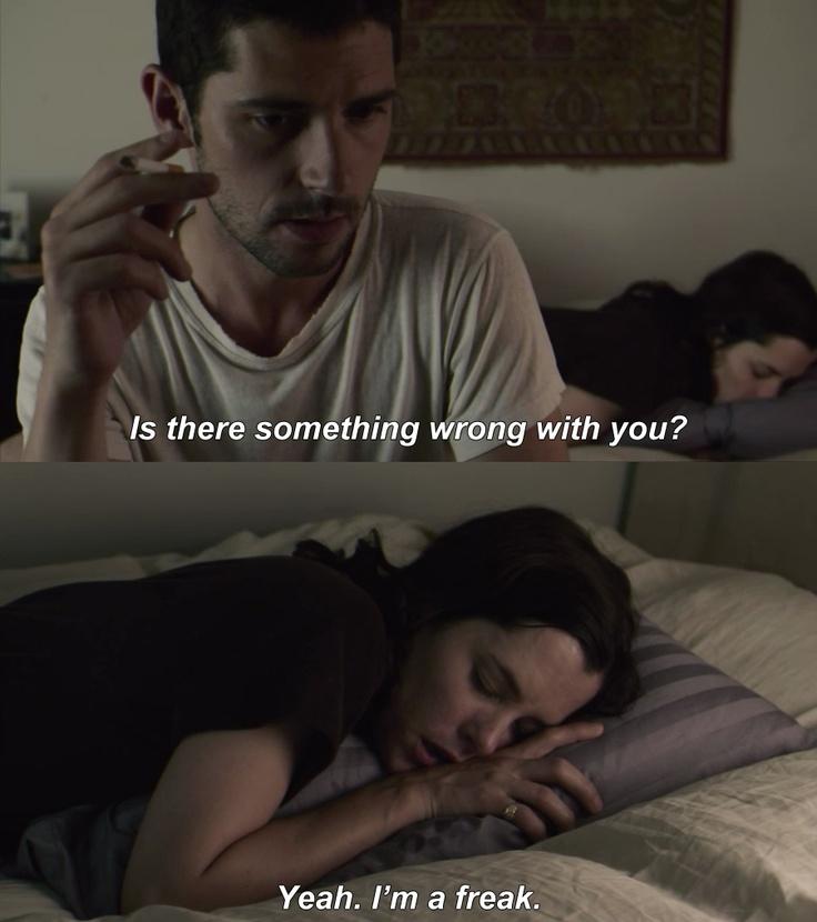 Stills from the film Broken English (2007) by Zoe Cassavetes