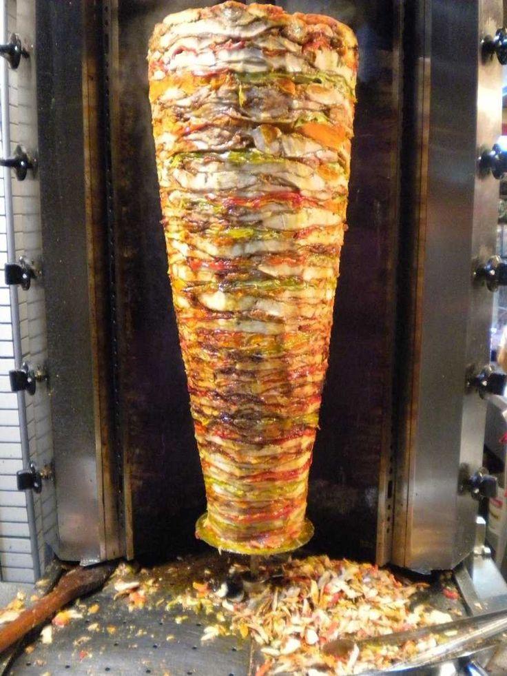 """Analizzati 7 negozi di Take away, Kebab contaminato, al suo interno con batteri fecali """"listeria"""" e DNA suino."""