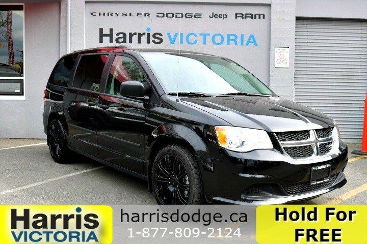 Used 2017 Dodge Caravan From Harris Dodge In Victoria Bc V8v3m5