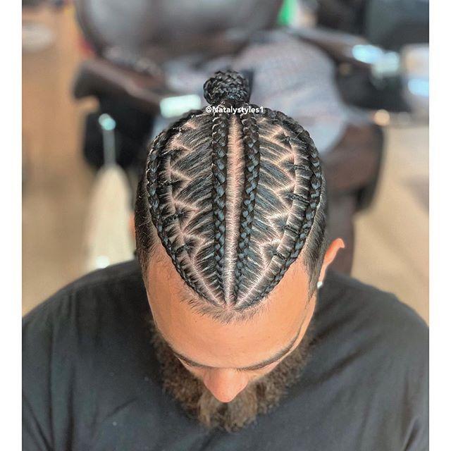 Arrow Braids Hair Styles Cornrow Hairstyles For Men Boy Braids Hairstyles