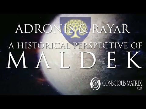 Adronis & RaYaR - A Historical Perspective of Maldek - YouTube
